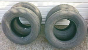 Goodyear Wrangler HP Tires 265 70R 17