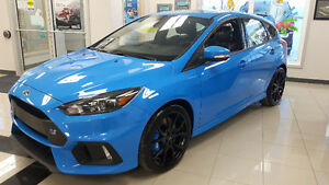 2016 Ford Focus RS Sedan