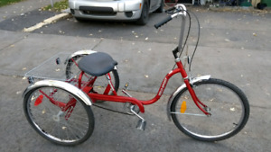 Tricycle Vélo Sport