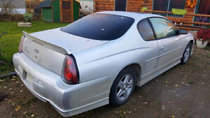 2001 Chevrolet Monte Carlo SS Coupe (2 door)