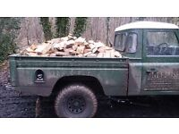 Heaped Truck Load Of Logs Fully Packed £125