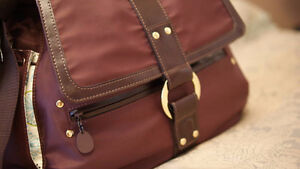 Child Carrier and Diaper Bag