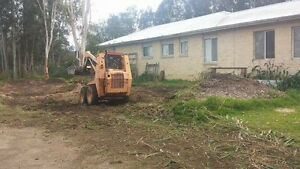 Davos bobcat and excavations Toronto Lake Macquarie Area Preview