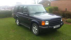 Land Rover Discovery 2.5Td5 1999MY Td5 S PX Swap Anything considered