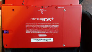 Nintendo DSi and 2 Games