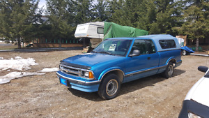 1995 S10 Chevy Pick-up