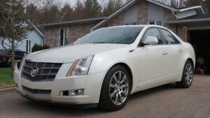 Cadillac CTS 4, 2009