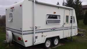 19' Aero Lite Travel Trailer