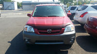 2005 Mazda Tribute sv SUV, Crossover