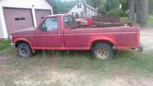 1993 ford f150 4x4 for parts only