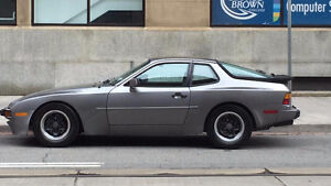 1985 PORSCHE 944 - Good to Excellent Condition