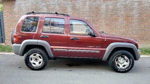 2003 Jeep Liberty VUS-AUCUNE ROUILLE-EXCEPTIONALLY CLEAN!