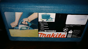 Makita power planer 3 1/4 inch