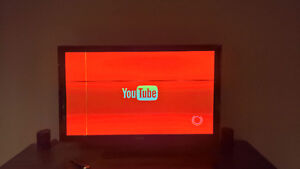 """50"""" Samsung TV (with lines on screen)"""