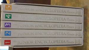 Junior Encyclopedia Of Canada