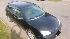 07 Ford Focus ZX5 (+2nd set snow tires/rims)