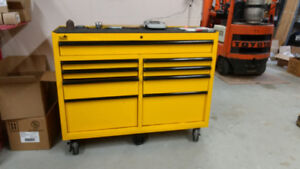 Dewalt tool box with tools