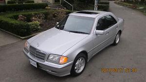1998 Mercedes-Benz C-Class Sedan