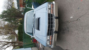 1979 ford fairmont futura  400 hp up for trade 2007 a up