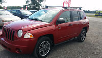 2009 Jeep Compass Rocky Mountain SUV, Crossover
