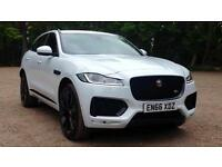 2017 Jaguar F-PACE 3.0d V6 S 5dr AWD High Spec wi Automatic Diesel Estate
