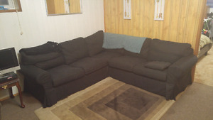 3 peice sectional