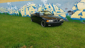 BMW 1998 6 cyl manuelle