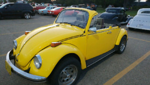 74 Volkswagen Beetle VW BUG