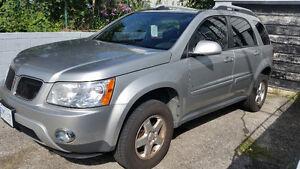 2007 Pontiac Torrent, SUV/Crossover