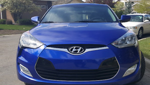 LOW KM! 2013 Hyundai Veloster TECH/NAVI, 2 Sets Tires, Automatic