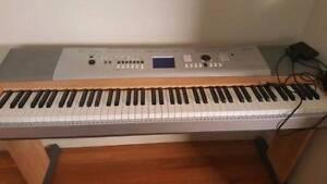 Yamaha Portable Grand DGX-630 Piano Bexley North Rockdale Area Preview