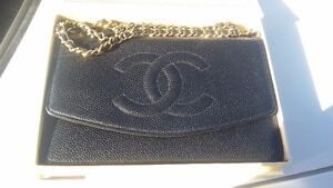 Authentic Chanel Timeless WOC