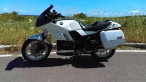1988 BMW K100RS Special Edition Model