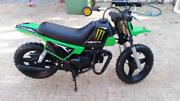 Yamaha PW50 Morley Bayswater Area Preview