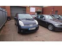 2006 / 06 Nissan Note 1.6 16V SVE Full MOT+Warranty+AA Cover
