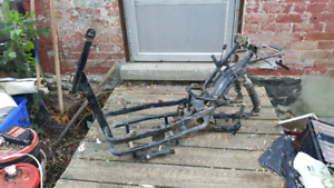 Parting Out E-bike