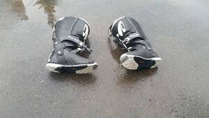 Forma Motocross boots Size 11 White and Black Kawartha Lakes Peterborough Area image 6