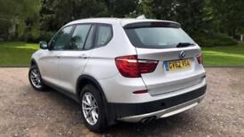 2012 BMW X3 xDrive30d SE 5dr Step Automatic Diesel Estate