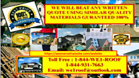 ▶ROOFING▶BEST QUALITY JOBS ▶AFFORDABLE PRICES▶FREE QUOTES