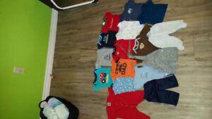 3 month boys clothes