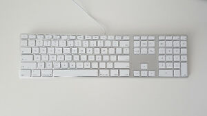 Wired Apple Keyboard