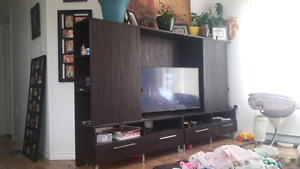 Very large entertainment center REDUCED