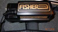 Fisher M-Scope 1280-X AQUANAUT Metal Detector