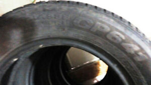used tires: CP641  175/65R14 82H $80 OBO tread depth as pictured