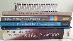 Fanshawe Dental Assisting Textbooks and Kit