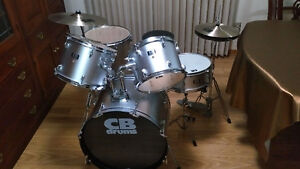 CB Drum Set - Rarely Used - Perfect Condition
