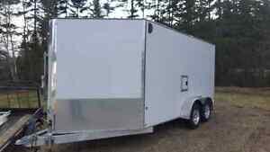 2013 Outlaw snowmobile trailer