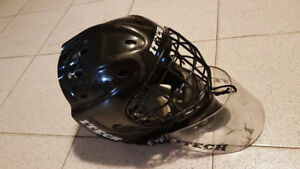 ITECH Goalie Hockey Helmet Adult