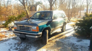 1993 Ford Explorer UPDATED