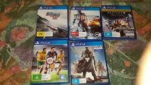 Play Station 4 games Holroyd Parramatta Area Preview